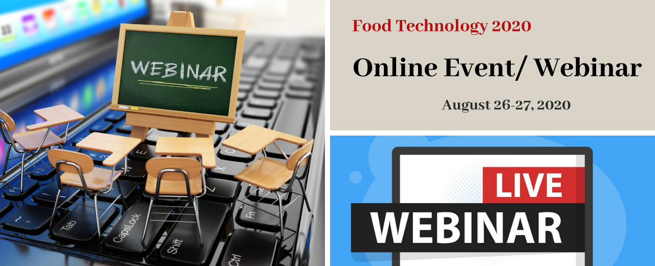 Abstract Submission |  Food Technology 2020